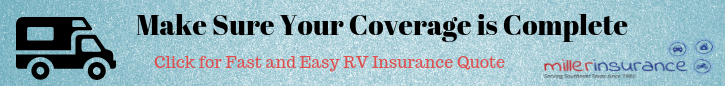 RV quote banner ad